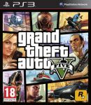 Gra Grand Theft Auto V (PS3)