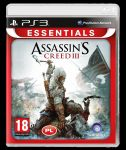 Gra Assassin`s Creed III Essentials (PS3)