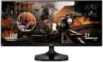 "Monitor LCD LG 25"" LED IPS 25UM58-P HDMIx2 21:9 black"