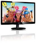 "Monitor LCD 21,5"" LED PHILIPS 226V4LAB DVI głośniki"