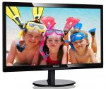 "Monitor LCD 24"" LED PHILIPS 246V5LSB/00 DVI"