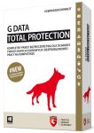 Total Protection G Data 2015 3PC 1ROK BOX