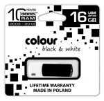 PENDRIVE GOODRAM COLOUR BLACK&WHITE 16GB Retail 9
