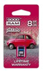 16GB GOODRAM PICCOLO BLACK Retail 10