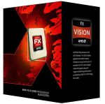 Procesor AMD FX-8370 BOX 32nm 4x2MB L2/8MB L3 4.0GHz S-AM3+