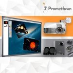Tablica Promethean 78 Touch DryErase - Zestaw 2 (el. 1/7)