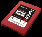 "CORSAIR SSD Force GT 240GB 2.5"" Read/Write 555/525 MB/s max"