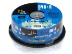 DVD+R INTENSO 8,5GB X8 DOUBLE LAYER (25 CAKE)